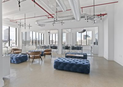 Lady M Office, Long Island City, NY 11101 (Completed 2019)